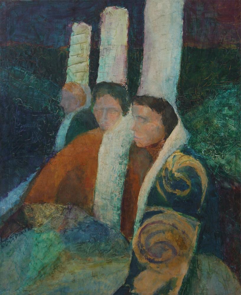 Bigoudens painting