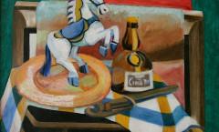 Caballito painting