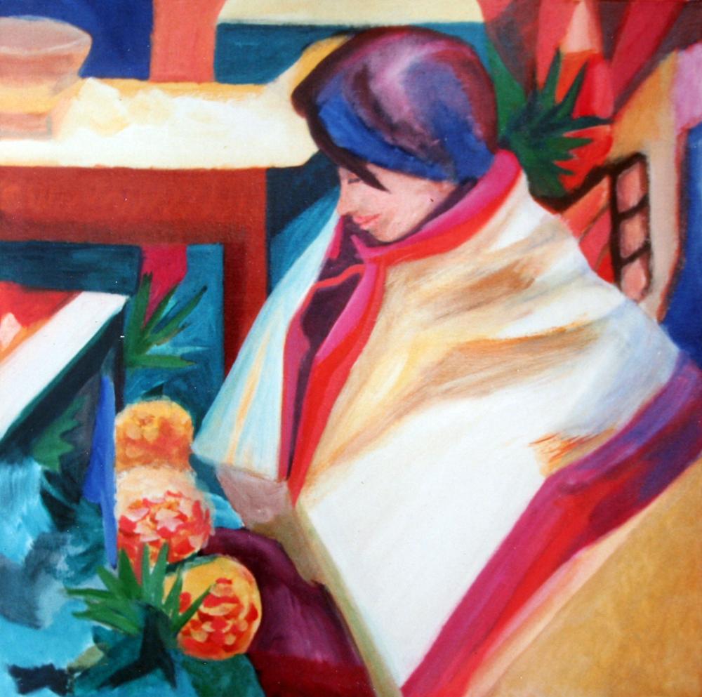 Caramela painting