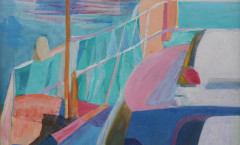 Cassis painting