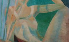 Claudie Pous Pous painting