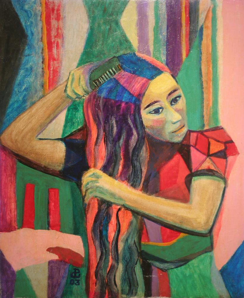 Elizabet 3 painting