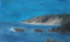 Erquy painting