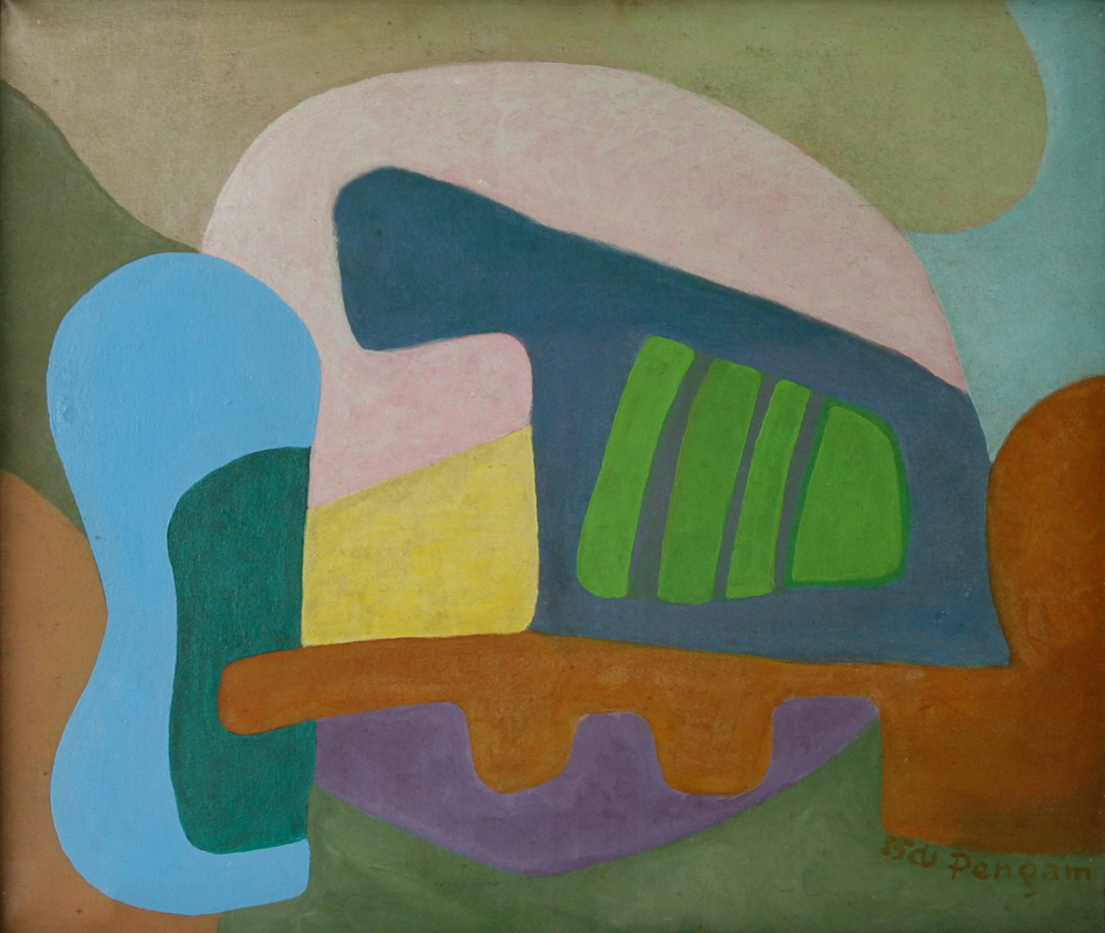 Java painting