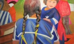 Juan Chamula painting