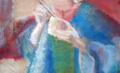 Kebat painting