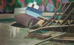 Le Pouldu painting