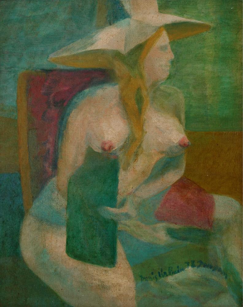 Lolorita painting