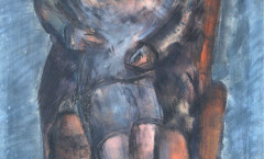 Maternal painting