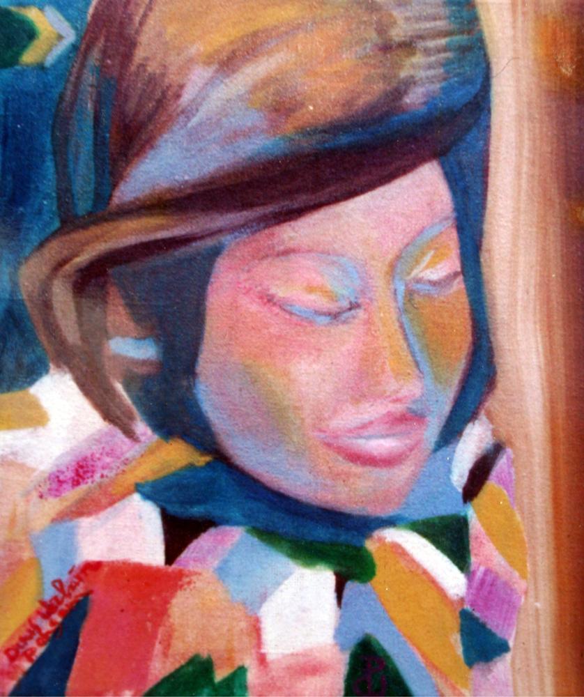 May painting