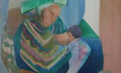 Mayaflor painting