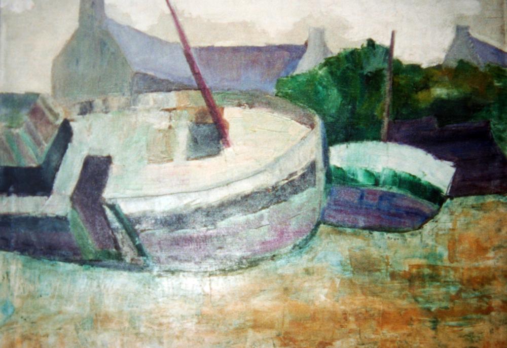 Mogueriec Painting