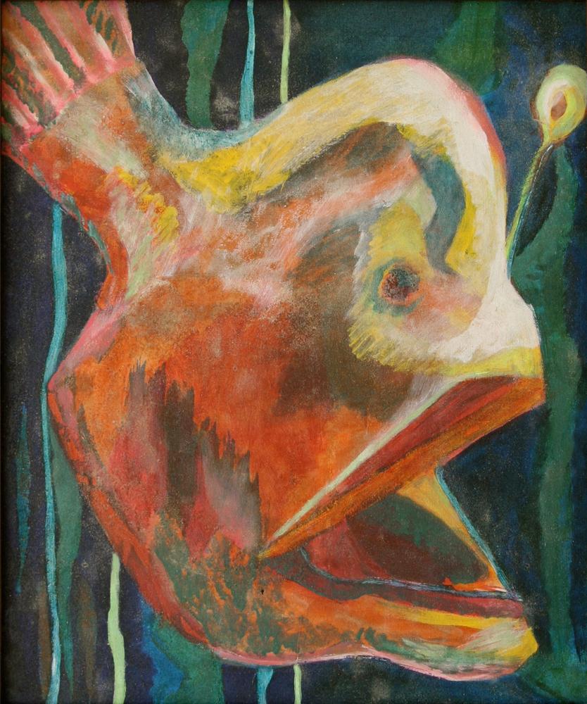 Murray Pelagico painting