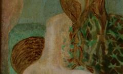 Nudisme painting
