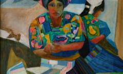 Panajachel 5 painting