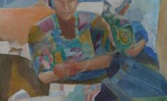 Panajachel painting