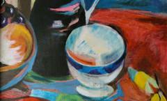 Pichet Noir painting