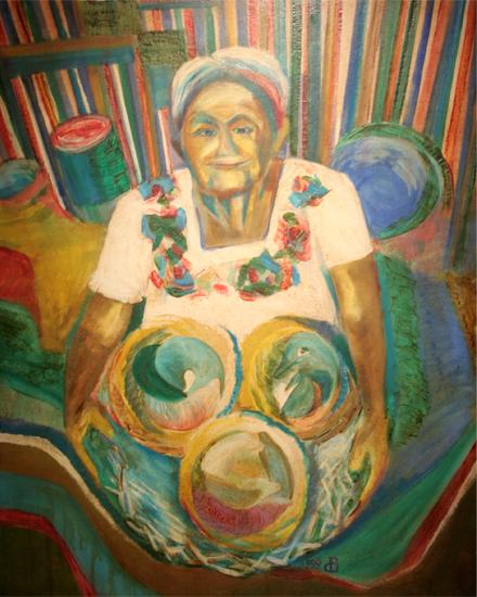 Piedad painting