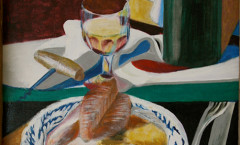 Pouilly Fuisse painting