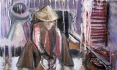 Tonkin painting