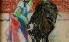Torero painting