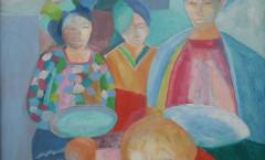 Tres Marias painting
